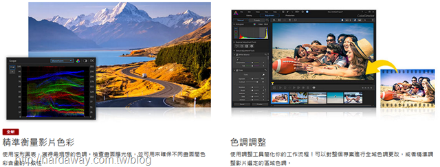 ColorDirector 9新功能