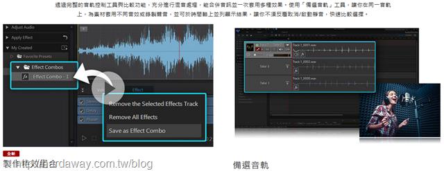 AudioDirector 11新功能