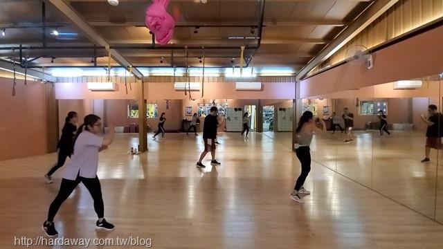 紐約健身太平館多功能教室