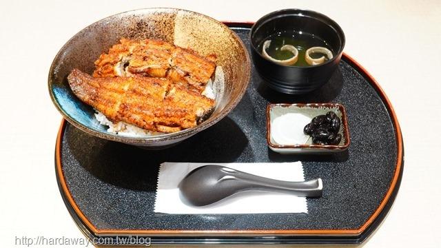 三河中川屋鰻魚丼飯
