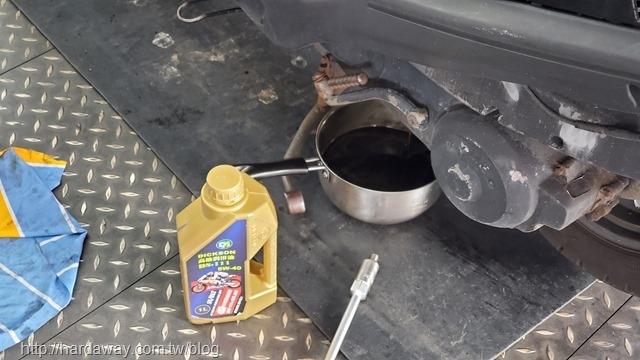 機車潤滑油推薦