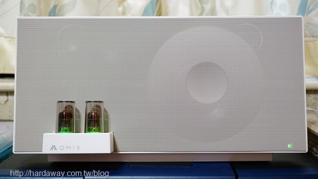 OMIX VAC-MX全音域環繞雙真空管重低音喇叭