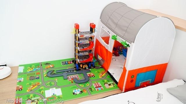 橘家床墊台中門市兒童遊戲區