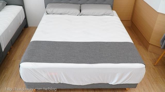 防螨抗菌床墊