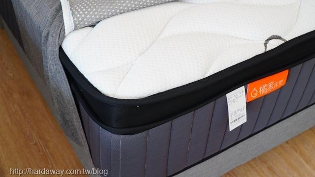 床墊天然乳膠層