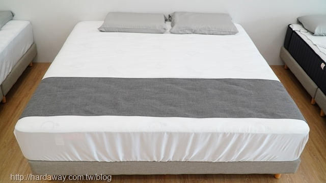 高支撐獨立筒橘家床墊