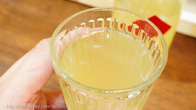肉桂檸檬蜜茶