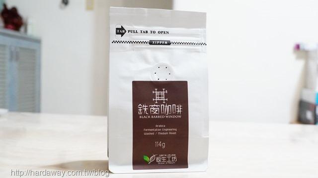淺中焙鐵窗咖啡咖啡豆