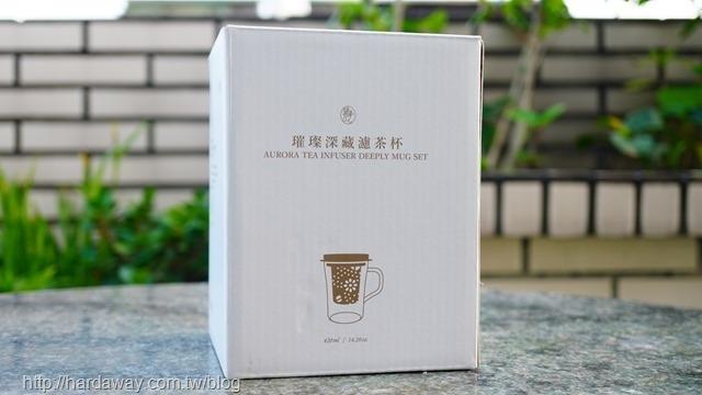 宜龍EILONG璀璨深藏濾茶杯