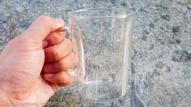 耐熱透明玻璃杯