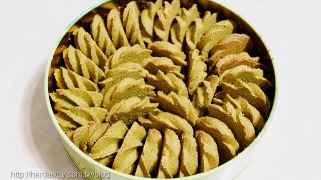 T.Luna Cookies猴子曲奇餅高山茶曲奇餅