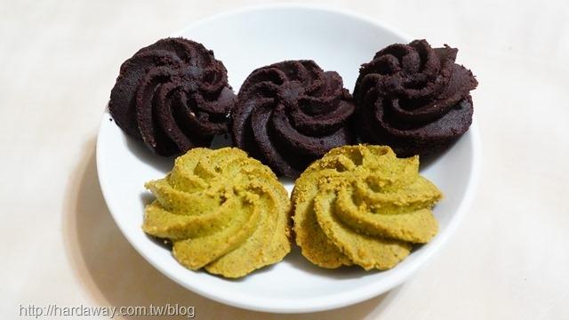 T.Luna Cookies猴子曲奇餅外觀