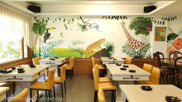瑞穗棕櫚湖民宿餐廳