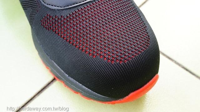 免鞋帶安全鞋