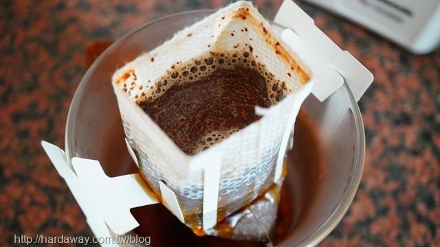 Dear John Coffee濾掛式咖啡風味