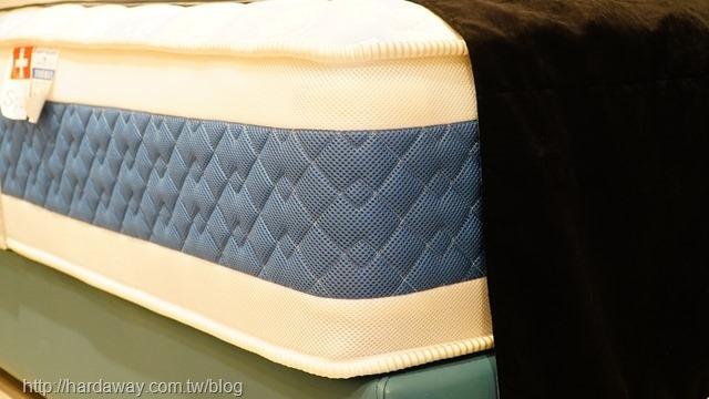 床墊護邊設計