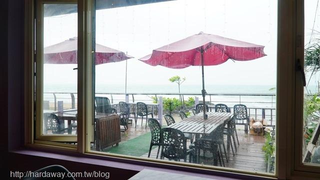 三芝海景咖啡廳