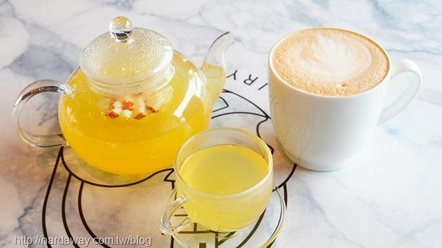 童話海景咖啡廳飲料