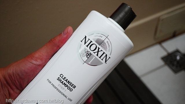 NIOXIN耐奧森1號潔髮露