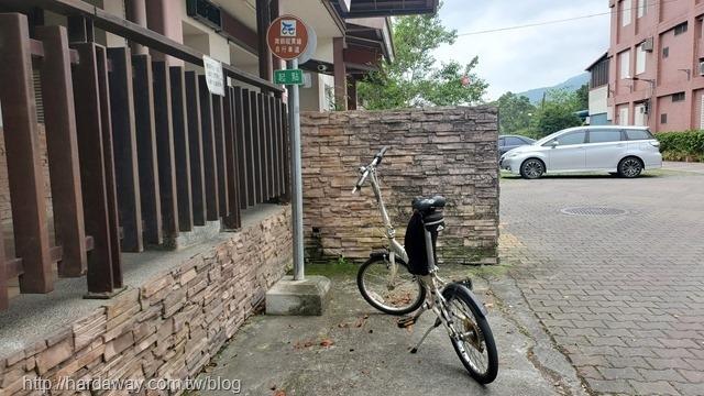 富源舊鐵道自行車道起點