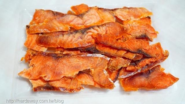 魚醬鮭魚干