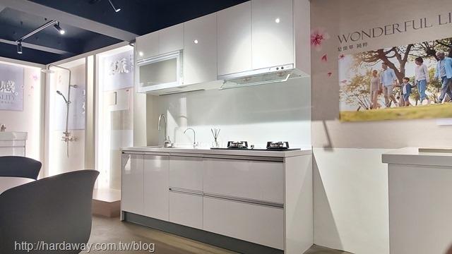 SAKURA櫻花牌廚櫃