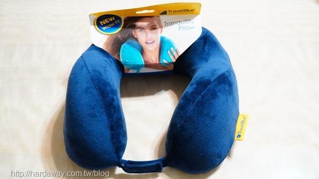 Travel Blue寧靜頸枕