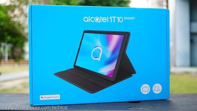 Alcatel 1T10 Smart TAB 10吋平板電腦