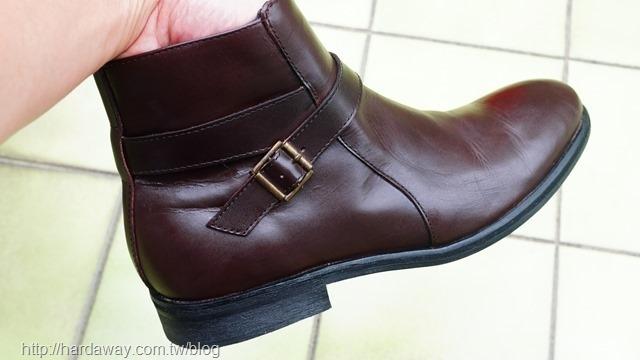 快速保養皮鞋