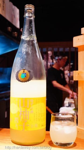 司牡丹山柚子榨