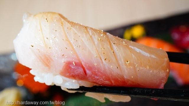 海鱺握壽司