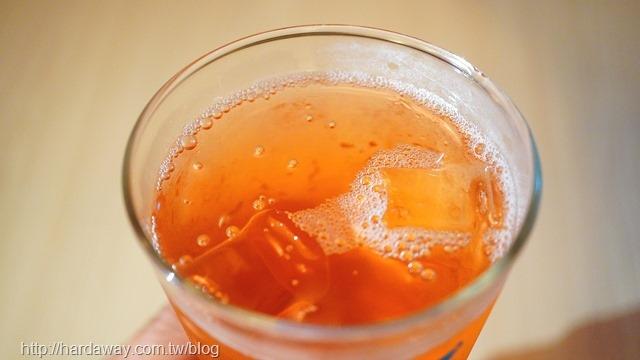 蘋果冰果醋氣泡飲