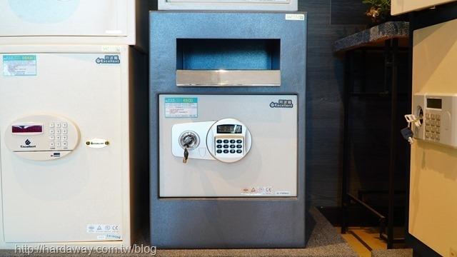 投幣型阿波羅保險箱
