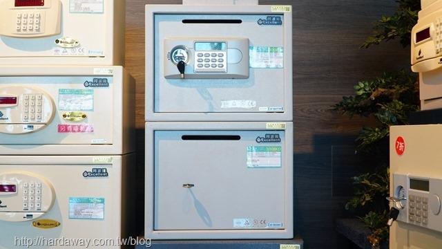 投幣型保險箱