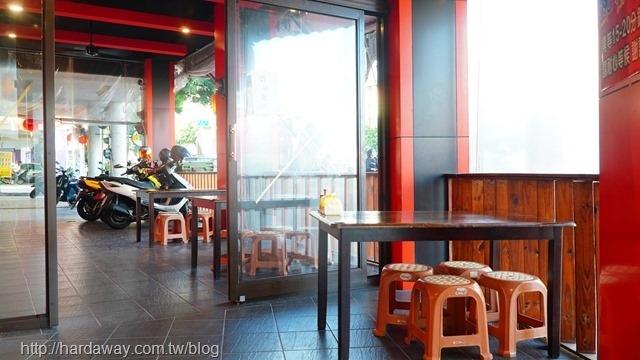 築也平價日本料理進化店內空間