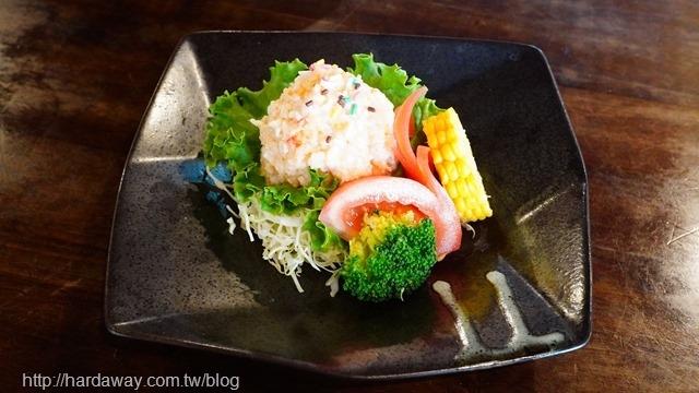 築也日本料理龍蝦沙拉
