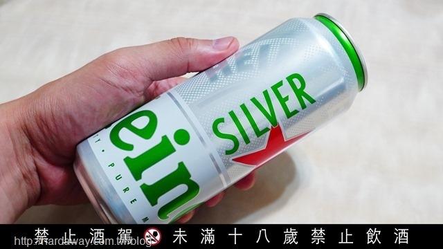 海尼根Silver星銀啤酒