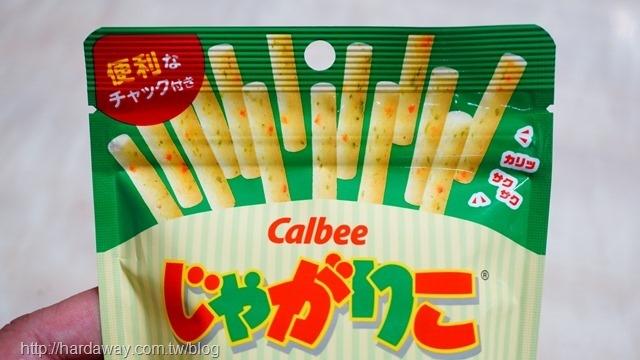 卡樂比Jagariko薯條