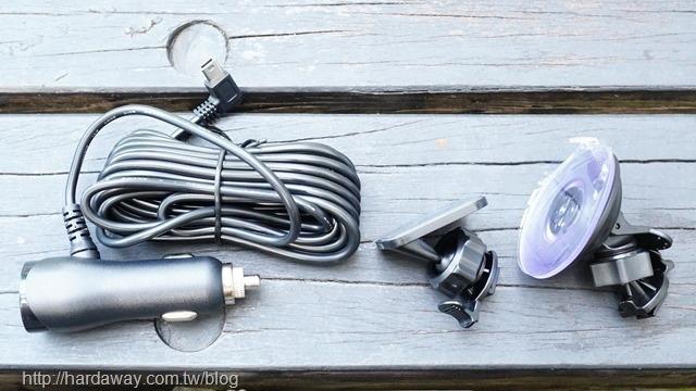 HP f560g行車記錄器配件