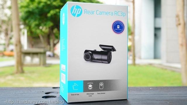 HP Rear Camera RC3P