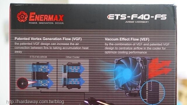 ENERMAX ETS-F40-FS散熱器