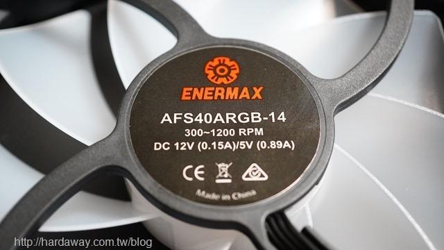 ENERMAX PWM風扇