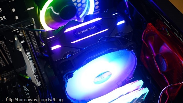 安耐美ENERMAX ETS-F40散熱器