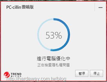 趨勢科技PC-cillin 2021防毒軟體
