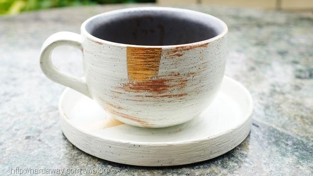 宜龍Eilong微曦缽本咖啡杯碟