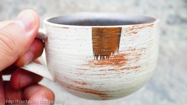 宜龍微曦缽本咖啡杯碟