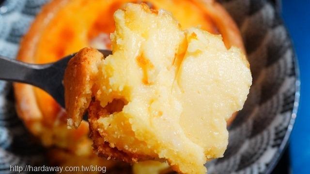 櫻桃爺爺德式芒果乳酪塔口感