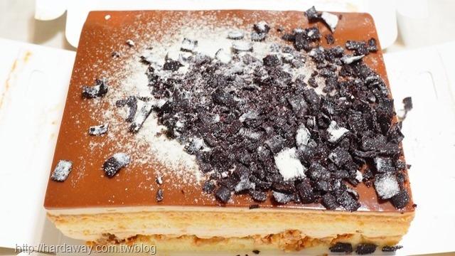 櫻桃爺爺海鹽焦糖蛋糕