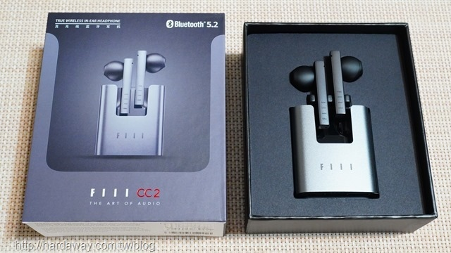 FIIL CC2真無線藍牙耳機