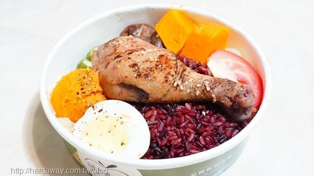 隨主飡法式水煮專賣日式照燒嫩雞腿餐盒